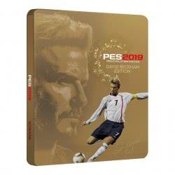 KONAMI PS4 PES 2019 Pro Evolution Soccer 2019 (David Beckham Edition)  4012927104019