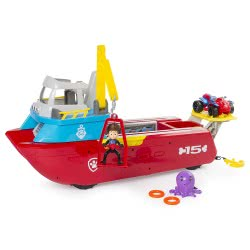 GIOCHI PREZIOSI Paw Patrol Sea Patroller PWP72000 8056379068006