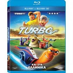 Tanweer BLU-RAY 3D Τούρμπο (Turbo) 001585 5201802069812