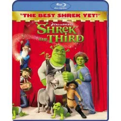 Tanweer BLU-RAY Σρεκ ο Τρίτος Shrek the Third 001593 5201802076414