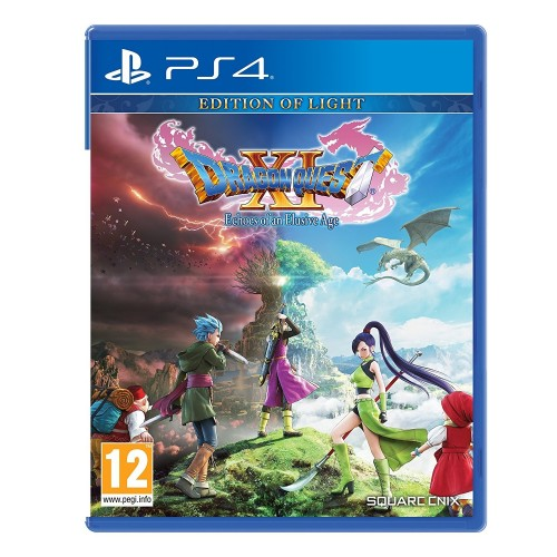 SQUARE ENIX PS4 Dragon Quest XI Echoes of an Elusive Age  5021290081253