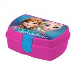 Group Operation Disney Frozen Lunch Box Anna and Elsa 18001 8435333895092