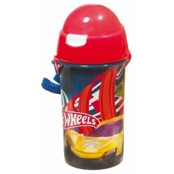 GIM Hot Wheels Race Water Canteen 500ml 571-82209 5204549109919