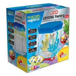 Real Fun Toys Hi-Tech Led Εργαστήριο Κρυστάλλων - Crystal Factory 66476 8008324066476