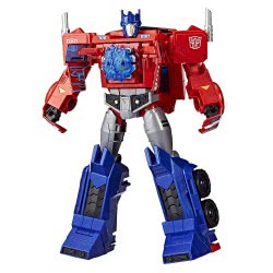Hasbro Transformers Cyberverse Ultimate Class Optimus Prime E1885 / E2067 5010993517619