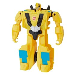 Hasbro Transformers Cyberverse 1 Step Changer Bumblebee E3522 / E3523 5010993533831