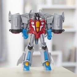 Hasbro Transformers Cyberverse Ultra Class Starscream E1886 / E1906 5010993515165