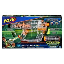 Hasbro Nerf Modulus Ghost Ops Evader Blaster E0733 5010993499380