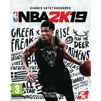 2K Games PC NBA 2K19 (ENGLISH) (CODE IN A BOX)  5026555065887