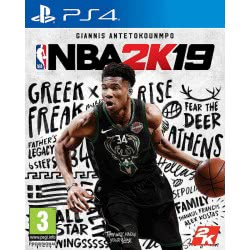 2K Games PS4  NBA 2k19 standard edition (greek)  5026555424868
