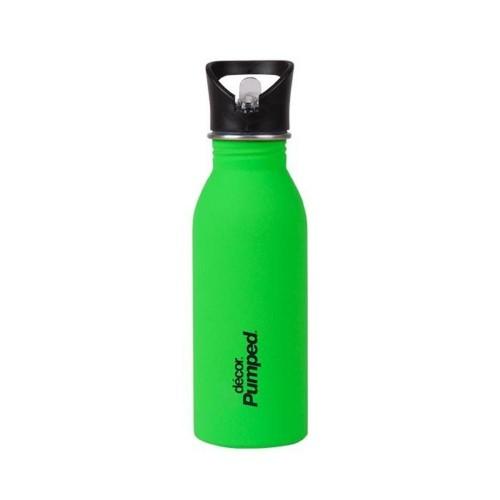 eco life Decor Pumped Μεταλλικό Ανοξείδωτο Μπουκάλι 500ml - 4 Χρώματα 33-DE-003 9300621025231