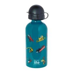 eco life Stainless Steel Kids Bottle Trucks 500ml 33-BO-2012 5208009000020