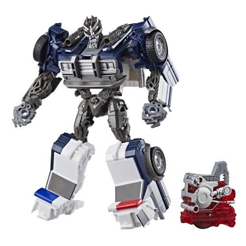 Hasbro Transformers Bumblebee Energon Igniters Nitro Series Barricade E0700 / E0755 5010993463978