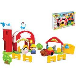 MG TOYS Winfun Barnyard Fun Playset 424007 5204275240078