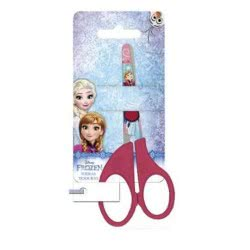 Group Operation Disney Frozen Σχολικό Ψαλιδάκι Άννα και Έλσα - Ροζ AS4403 8422535934292