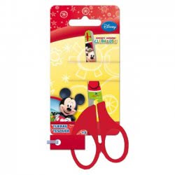 Group Operation Mickey Mouse School Scissor Red AS7114 8422535828157
