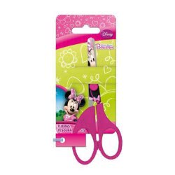 Group Operation Minnie Mouse School Scissor Pink AS7115 8422535828164