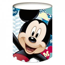 Group Operation Mickey Mouse Oh Boy! Pencil Case Metalic Round AST3308 8422535901447