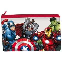 Group Operation Marvel Avengers Transparent Pencil Case 24x15cm AST4324 8422535931925
