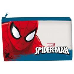 Group Operation Marvel Spiderman Transparent Pencil Case 24X15cm AST4329 8422535932076
