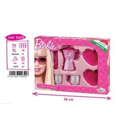FARO Barbie Σετ Μόκκα 2655 8001583026557