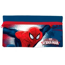 Group Operation Spiderman Pencil Case Wallet With Zipper Pink AST1216 8422535871344