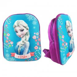 Group Operation Disney Frozen 3D Σακίδιο Πλάτης Νηπιαγωγείου Έλσα AST3000 8422535891038