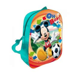 Group Operation Mickey 3D Kindergarten Backpack Oh Boy! AST3001 8422535891069