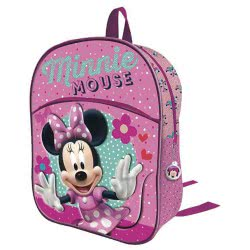 Group Operation Minnie Mouse 3D Kindergarten Backpack AST4160 8422535927003