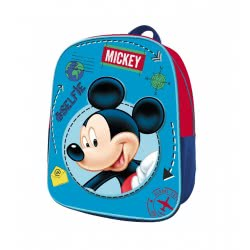 Group Operation Mickey Selfie 3D Kindergarten Backpack AST4901 8422535949234