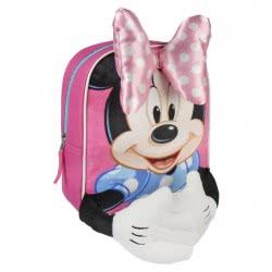 Cerda Minnie Mouse 3D Kindergarten Backpack 2100002206 8427934174645