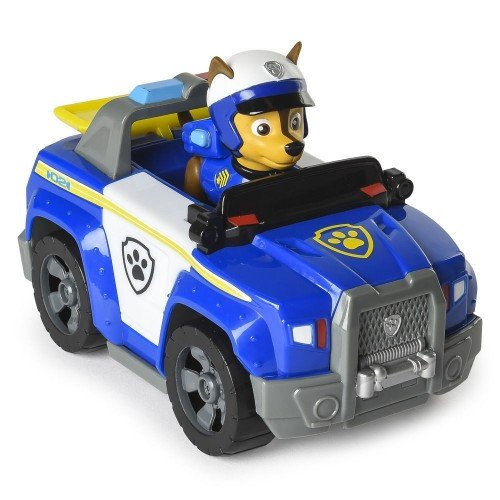 GIOCHI PREZIOSI Paw Patrol Transforming Κουταβάκι με Όχημα - 6 Σχέδια PWP73000 8056379068013