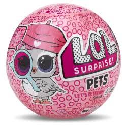 GIOCHI PREZIOSI L.O.L Surprise Pets Eye Spy Series 4 LLU32000 8056379064008