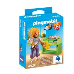 Playmobil Play And Give Magic Pediatrician 9520 4008789095206