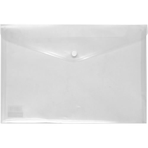 salko paper Φάκελος Α5 με Κουμπί - Διαφανές 5403 5202832054038