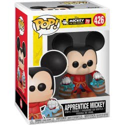 Funko Pop! Disney: Mickey 90th Birthday - Apprentice Mickey Vinyl Figure UND32184 889698321846