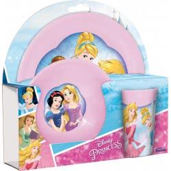 Gialamas Disney Princess Dinner Set - 3 Pieces . 63562630948