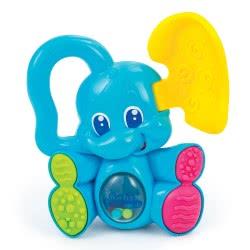 Clementoni baby Baby Rattle Peek-A-Boo Elephant 1000-14998 8005125149988