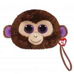 ty Beanie Boos Χνουδωτό Πορτοφολακι Μαϊμουδάκι Coconut 1607-95204 008421952045