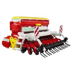 bruder Pottinger Vitasem 302ADD Harrow-Mounted Seed Drills BR002347 4001702023478