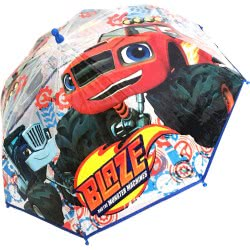 chanos Blaze and the Monster Machines Ομπρέλα Παιδική Διάφανη 90 εκ. 4758 5203199047589