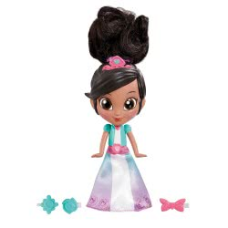 As company Nella Princess Doll With Hair Style Me 15Cm 1003-11282 5025123112831