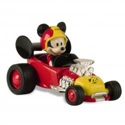 As company Mickey Roadster Racers Μίνι Οχήματα Mickey Hot Rod 1003-83735 / 4 8421134182844