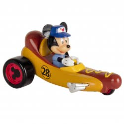 As company Mickey Roadster Racers Mini Vehicle Mickey Hot Dog Racer 1003-83735 / 8 8421134183759