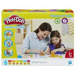 Hasbro Play-Doh Υφές Και Εργαλεία - Textures And Tools B3408 5010993546961