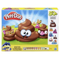 Hasbro Play-Doh Poop Troop E5810 5010993562275