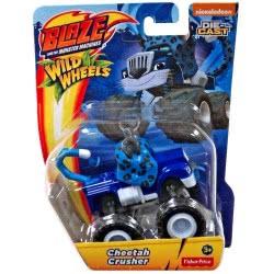 Fisher-Price Blaze And The Monster Machines Cheetah Cruiser CGF20 / DYN30 887961418316