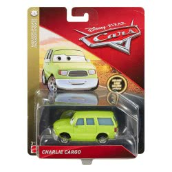Mattel Disney/Pixar Cars 3 Deluxe Charlie Cargo Οχηματάκια Oversized DXV90 / FLF91 887961556957