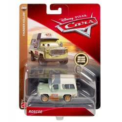 Mattel Disney/Pixar Cars 3 Deluxe Roscoe Οχηματάκια Oversized DXV90 / FLF94 887961557121