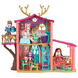 Mattel Enchantimals Ελαφόσπιτο - Κουκλόσπιτο FRH50 887961625752